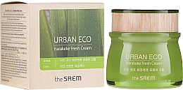 Parfémy, Parfumerie, kosmetika Osvěžující krém - The Saem Urban Eco Harakeke Fresh Cream