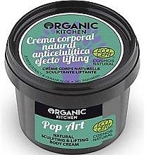 Parfémy, Parfumerie, kosmetika Modelující krém na tělo Pop-art - Organic Shop Organic Kitchen Pop Art Cream