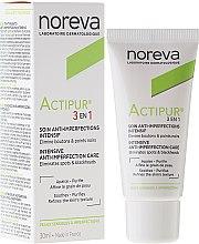 Parfémy, Parfumerie, kosmetika Péče 3v1 pro problematickou plet' - Noreva Actipur Intensive Anti-Imperfection Care 3in1