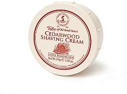 Parfémy, Parfumerie, kosmetika Krém na holení Cedr - Taylor of Old Bond Street Cedarwood Shaving Cream Bowl