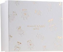 Parfémy, Parfumerie, kosmetika Prada Candy Kiss - Sada (edp/80ml + b/lotion/75 ml + edp/roll-on/10 ml)