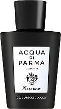 Parfémy, Parfumerie, kosmetika Acqua Di Parma Colonia Essenza - Šampon a sprchový gel v jednom