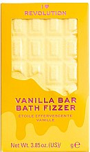 "Parfémy, Parfumerie, kosmetika Koupelnová bomba - I Heart Revolution Chocolate Bar Bath Fizzer ""Vanilla"""