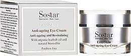 Parfémy, Parfumerie, kosmetika Antivěkový krém na pokožku kolem očí - Sostar Estelskin Anti Ageing Eye Cream