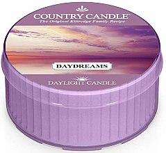 Parfémy, Parfumerie, kosmetika Čajová svíčka - Country Candle Daydreams