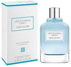 Givenchy Gentlemen Only Fraiche- Toaletní voda — foto N2