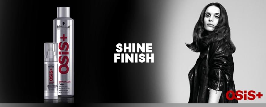 Lak pro lesk vlasů - Schwarzkopf Professional Osis+ Sparkler Shine Spray — foto N2