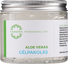 Parfémy, Parfumerie, kosmetika Gelová tělová maska s aloe vera - Yamuna Aloe Vera Gel Mask