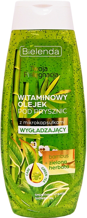 Vyhlazující sprchový olej - Bielenda Your Care Smoothing Shower Oil — foto N1