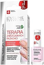 Parfémy, Parfumerie, kosmetika Kondicionér na nehty - Eveline Cosmetics Nail Therapy Professional Therapy For Damage Nails