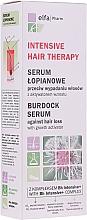 Parfémy, Parfumerie, kosmetika Lopuchové sérum na vlasy - Elfa Pharm Burdock Serum