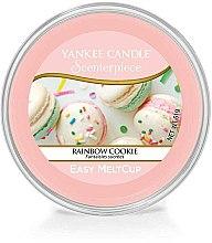 Parfémy, Parfumerie, kosmetika Aromatický vosk - Yankee Candle Rainbow Cookie Scenterpiece Melt Cup
