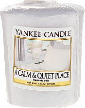Parfémy, Parfumerie, kosmetika Aromatická svíčka - Yankee Candle A Calm & Quiet Place Sampler Votive