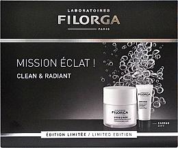 Parfémy, Parfumerie, kosmetika Sada - Filorga Clean & Radiant Set (scr/50ml + mask/15ml)