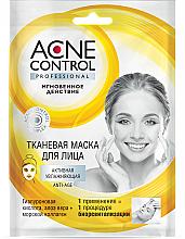 Parfémy, Parfumerie, kosmetika Aktivní hydratační pleťová maska - Fito Kosmetik Acne Control Professional