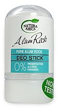 Parfémy, Parfumerie, kosmetika Deodorant - Natura Amica Deodorant Pure Alum Rock