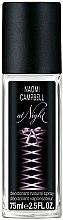 Parfémy, Parfumerie, kosmetika Naomi Campbell At Night - Deodorant
