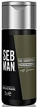 Parfémy, Parfumerie, kosmetika Kondicionér na vlasy - Sebastian Professional Seb Man The Smoother