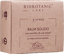 Parfémy, Parfumerie, kosmetika Vlasový balzám - BioBotanic Biowine Balm