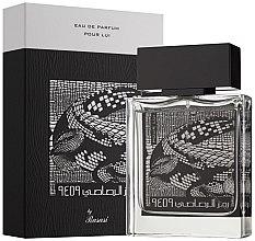 Parfémy, Parfumerie, kosmetika Rasasi Rumz Al Rasasi Crocodile Pour Lui - Parfémovaná voda