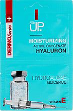 Parfémy, Parfumerie, kosmetika Hydratační pleťová maska s kyselinou hyaluronovou, zelenými řasami a vitamínem E - Verona Laboratories DermoSerier Skin Up Face Mask