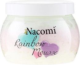 Parfémy, Parfumerie, kosmetika Tělová pěna s vůní melounu - Nacomi Rainbow Mousse