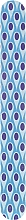 Parfémy, Parfumerie, kosmetika Pilník na nehty 2061, modrý - Donegal