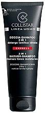 Parfémy, Parfumerie, kosmetika Sprchový šampon gel 3v1 pro může - Collistar Linea Uomo Doccia-shampoo 3 in 1