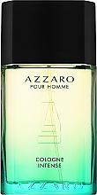 Parfémy, Parfumerie, kosmetika Azzaro Pour Homme Cologne Intense - Kolínská voda