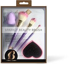 Parfémy, Parfumerie, kosmetika Sada na líčení - Beauty Look Sparkly Beauty Brush