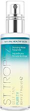 Parfémy, Parfumerie, kosmetika Hydratační sprej pro obličej s účinkem postupného opalování - St. Tropez Self Tan Purity Bronzing Water Face Mist