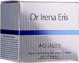 Parfémy, Parfumerie, kosmetika Intenzivní hydratační pleťový krém - Dr Irena Eris Aquality Hyper-Hydrating Recovery Cream Rich Formula