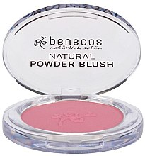 Parfémy, Parfumerie, kosmetika Tvářenka - Benecos Natural Compact Blush