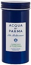 Parfémy, Parfumerie, kosmetika Acqua di Parma Blu Mediterraneo-Cipresso di Toscana - Pudrové mýdlo