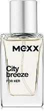 Parfémy, Parfumerie, kosmetika Mexx City Breeze For Her - Toaletní voda (mini)