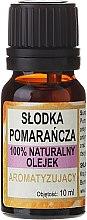 """Parfémy, Parfumerie, kosmetika Přírodní esenciální olej """"Pomeranč"""" - Biomika Orange Oil"""