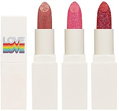 Parfémy, Parfumerie, kosmetika Rtěnka - Holika Holika Love Who You Are Collection Crystal Crush Lipstick