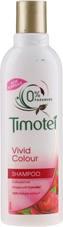 """Šampon """"Jas barvy"""" - Timotei"""