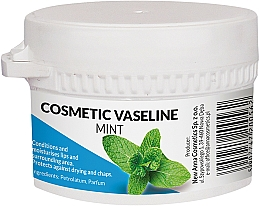 Parfémy, Parfumerie, kosmetika Krém na obličej - Pasmedic Cosmetic Vaseline Mint