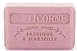 Parfémy, Parfumerie, kosmetika Marseille mýdlo Jednorožec - Foufour Savonnette Marseillaise Licorne