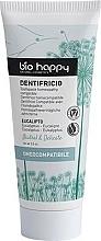 Parfémy, Parfumerie, kosmetika Zubní pasta s extraktem z eukalyptu - Bio Happy Neutral&Delicate Toothpaste Eucalyptus