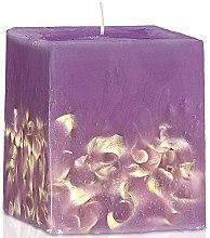 "Parfémy, Parfumerie, kosmetika Aromaterapeutické svíčky ""Šeřík"" - Bulgarian Rose Perfume Fragrant Wax Candle Lilac"