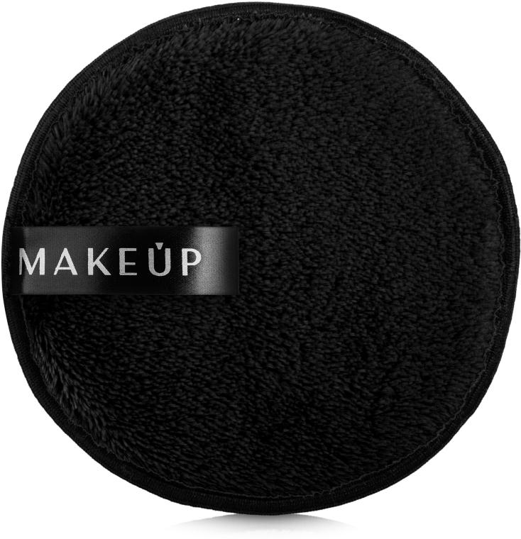 """Houbička na umývání, černá """"My Cookie"""" - MakeUp Makeup Cleansing Sponge Black"""