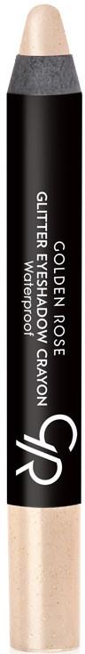 Oční stíny v tužce - Golden Rose Glitter Eyeshadow Crayon Waterproof