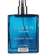 Parfémy, Parfumerie, kosmetika Clean Shower Fresh For Men - Toaletní voda (tester bez víčka)