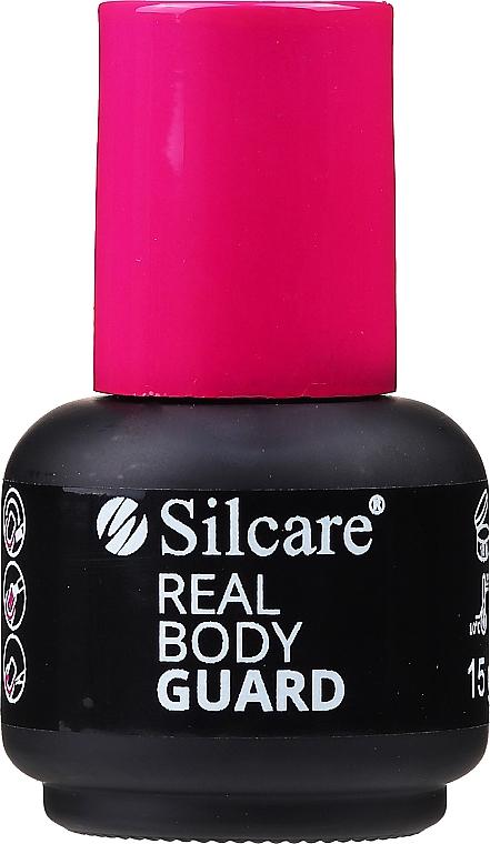 Ochranný prostředek na kutikulu - Silcare Real Body Guard Nail Cuticle Protection