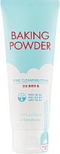Parfémy, Parfumerie, kosmetika Hluboce čistící pleťová pěna - Etude House Baking Powder Pore Cleansing Foam