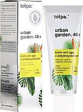 Parfémy, Parfumerie, kosmetika Denní krém na obličej - Tolpa Urban Garden 40+ Anti-Age Day Cream