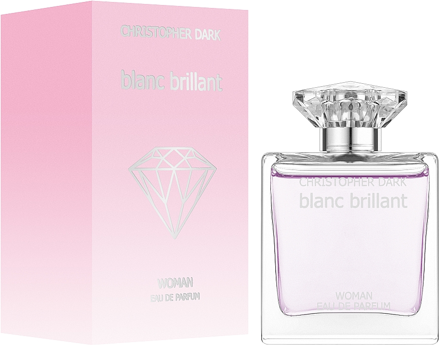 Christopher Dark Blanc Brillant - Parfémovaná voda