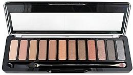 Parfémy, Parfumerie, kosmetika Paleta očních stínů - Delia Cosmetics Color Master Ideal Nude